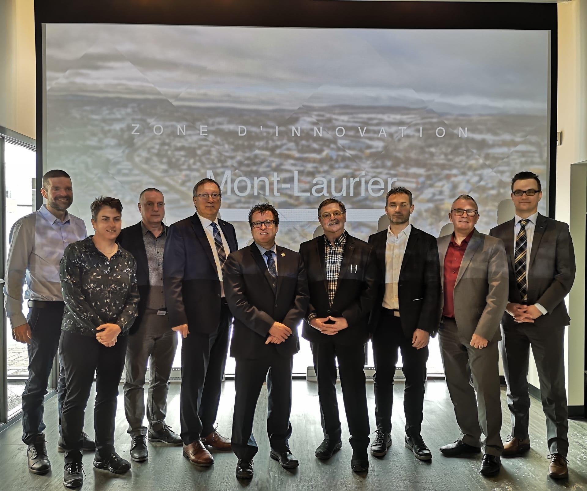 Rencontre d'information pour la reconnaissance d'une zone d'innovation à Mont-Laurier