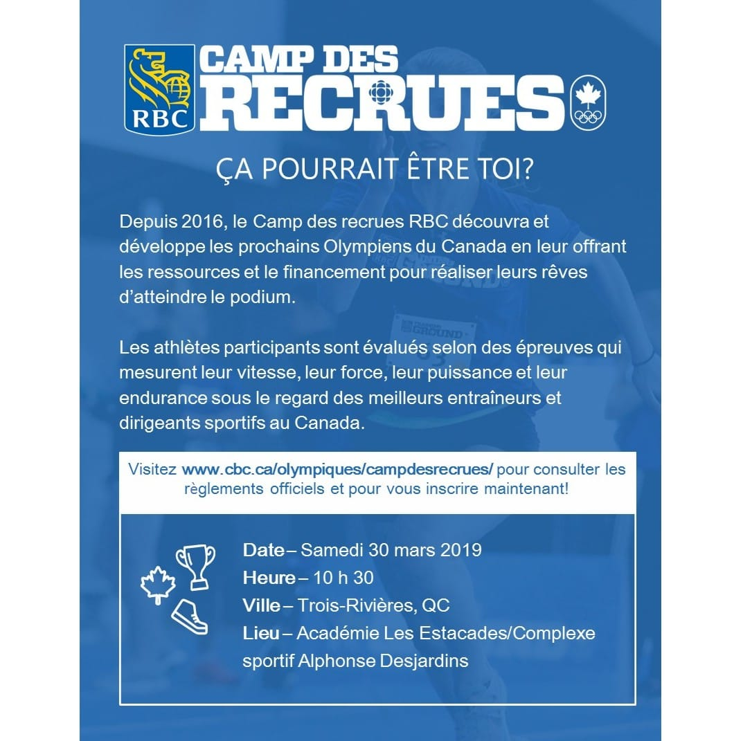 Camp des Recrues RBC