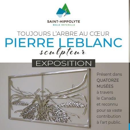 Exposition  Pierre Leblanc