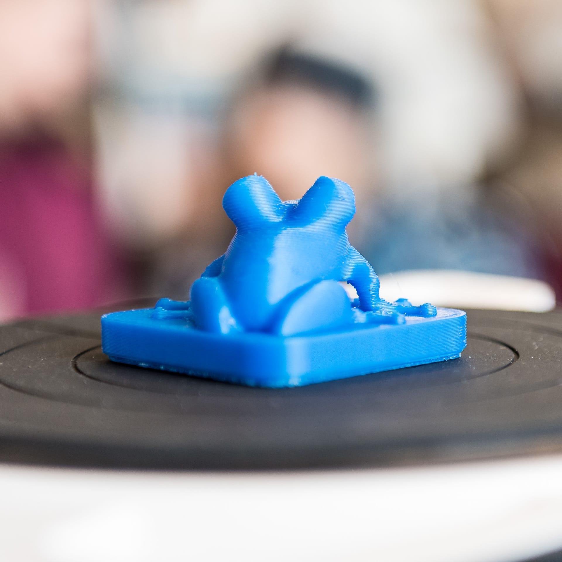 Initiation à l'imprimante 3D.