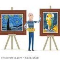 Journées de la culture pour enfants : Histoire de tableaux
