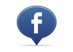 Maintenant aussi sur Facebook