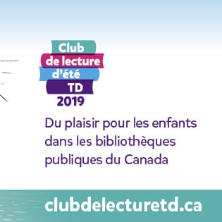 Inscriptions au Club d'été TD 2019