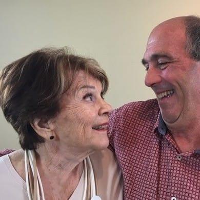 CONFÉRENCE : Janette Bertrand - Janette et Martin : une mère et son fils se confient