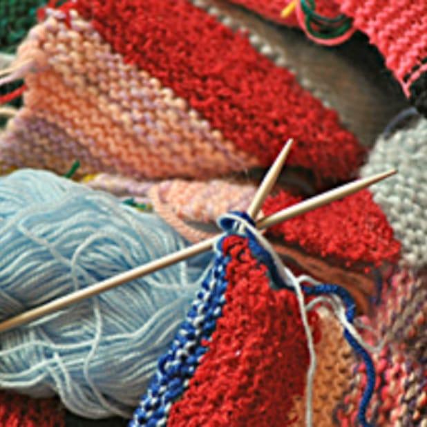 Rencontre club de tricoteuses-lectrices