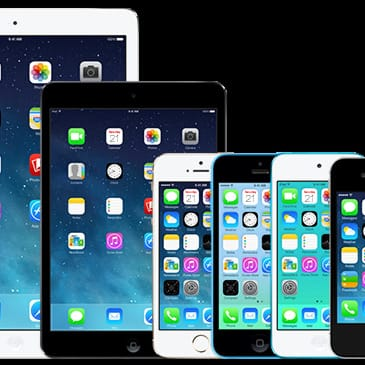 Groupe de questions sur l'utilisation du iPad