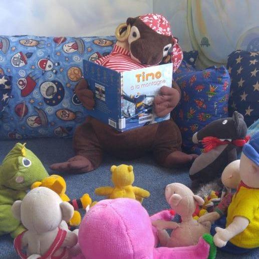 Heure du conte d'automne pour les enfants de 3 à 5 ans
