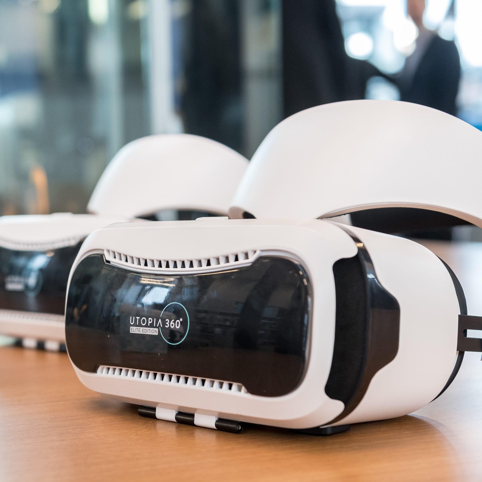 Exploration de la réalité virtuelle