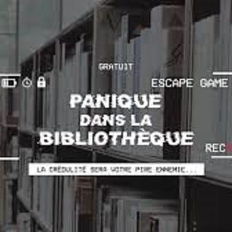 Panique dans la bibliothèque : la crédulité sera votre pire ennemie…