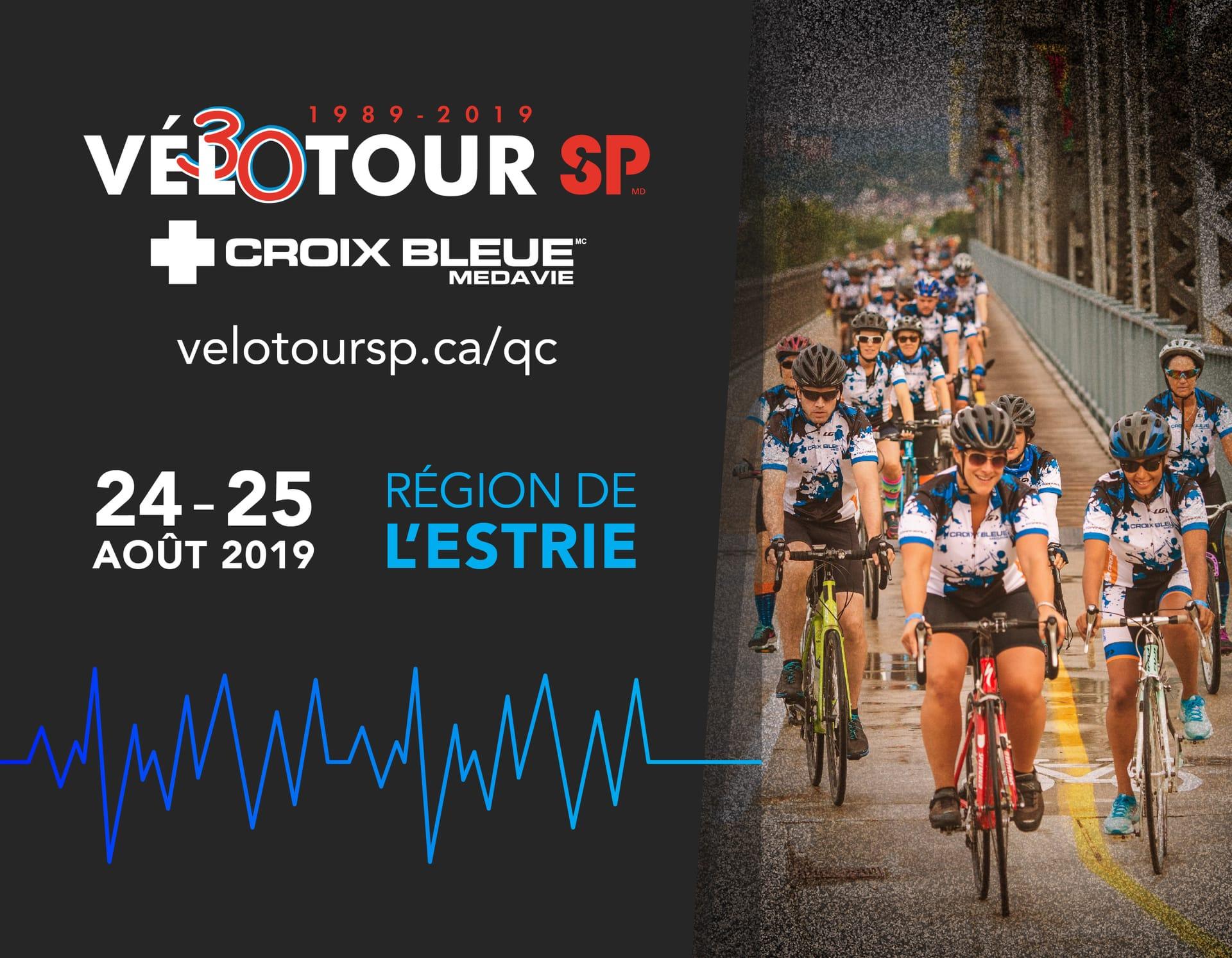 Vélo Tour pour la sclérose en plaque