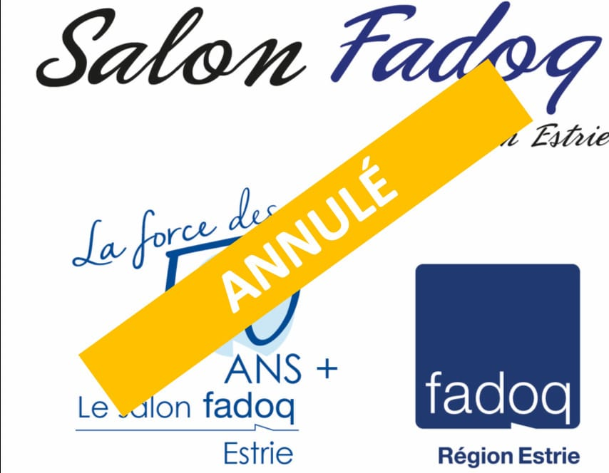 Salon FADOQ Région Estrie