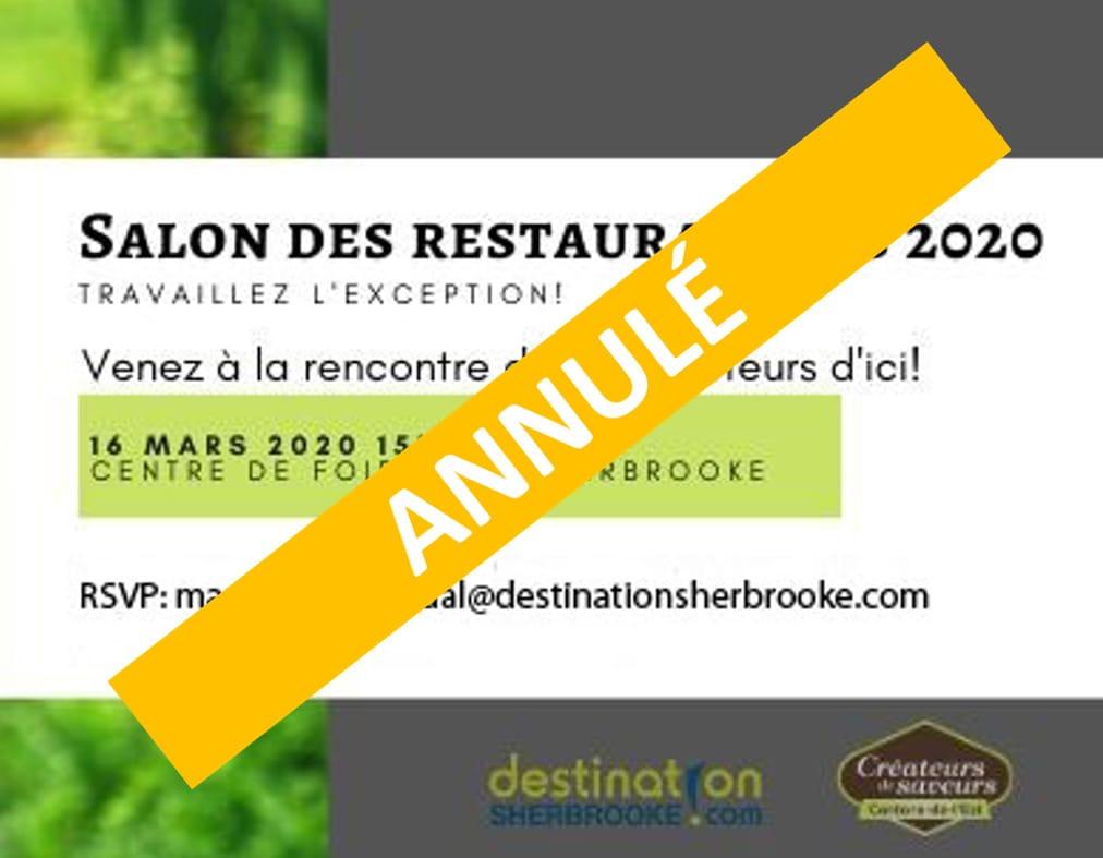 Salon des restaurateurs 2020