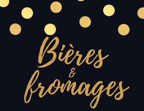Bières et fromages - Soirée bénéfice
