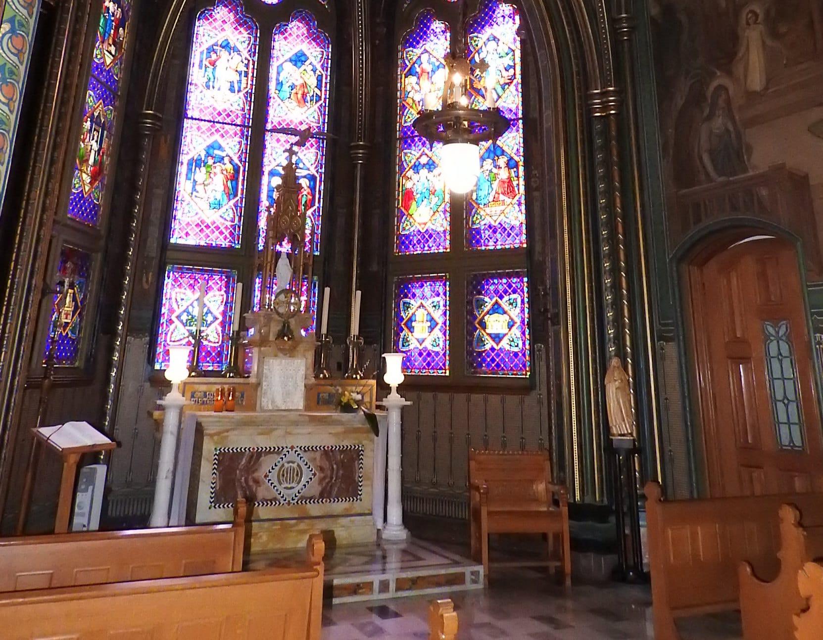 la chapelle de la. Interesting Chapelle La Chapelle De Lu0027archevch Inside De H