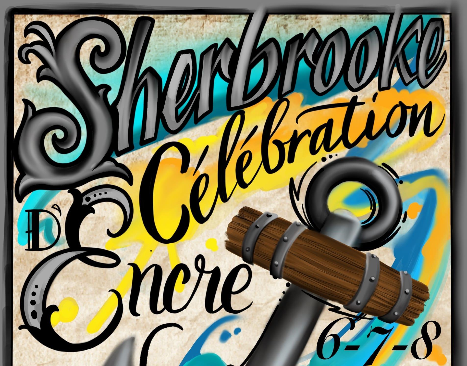 Sherbrooke Célébration d'Encre