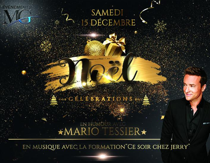 Forfait Souper-Spectacle Noël MG