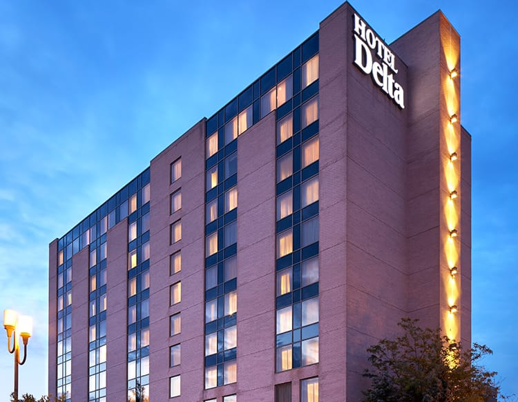 Delta Hotels by Marriott, Sherbrooke conference center