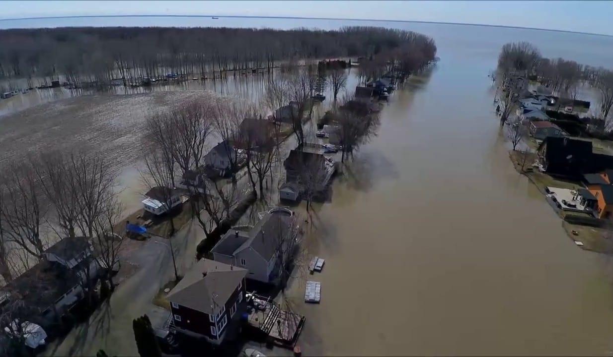 Recrutement en cours pour la Brigade inondation Maskinongé