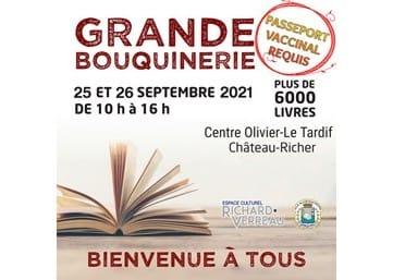 GRANDE BOUQUINERIE 2021
