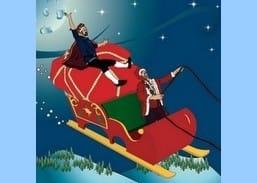Jacques le pirate et le prince Gilles : Petit pirate Noël!