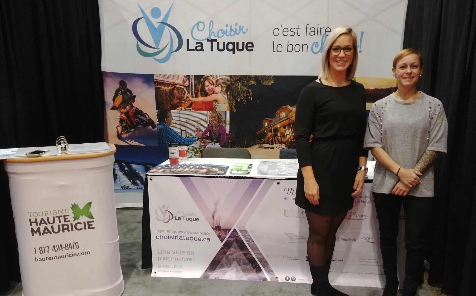La 13e édition de la Foire nationale de l'emploi à Montréal est commencée!