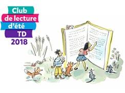 Club de lecture d'été TD 2018