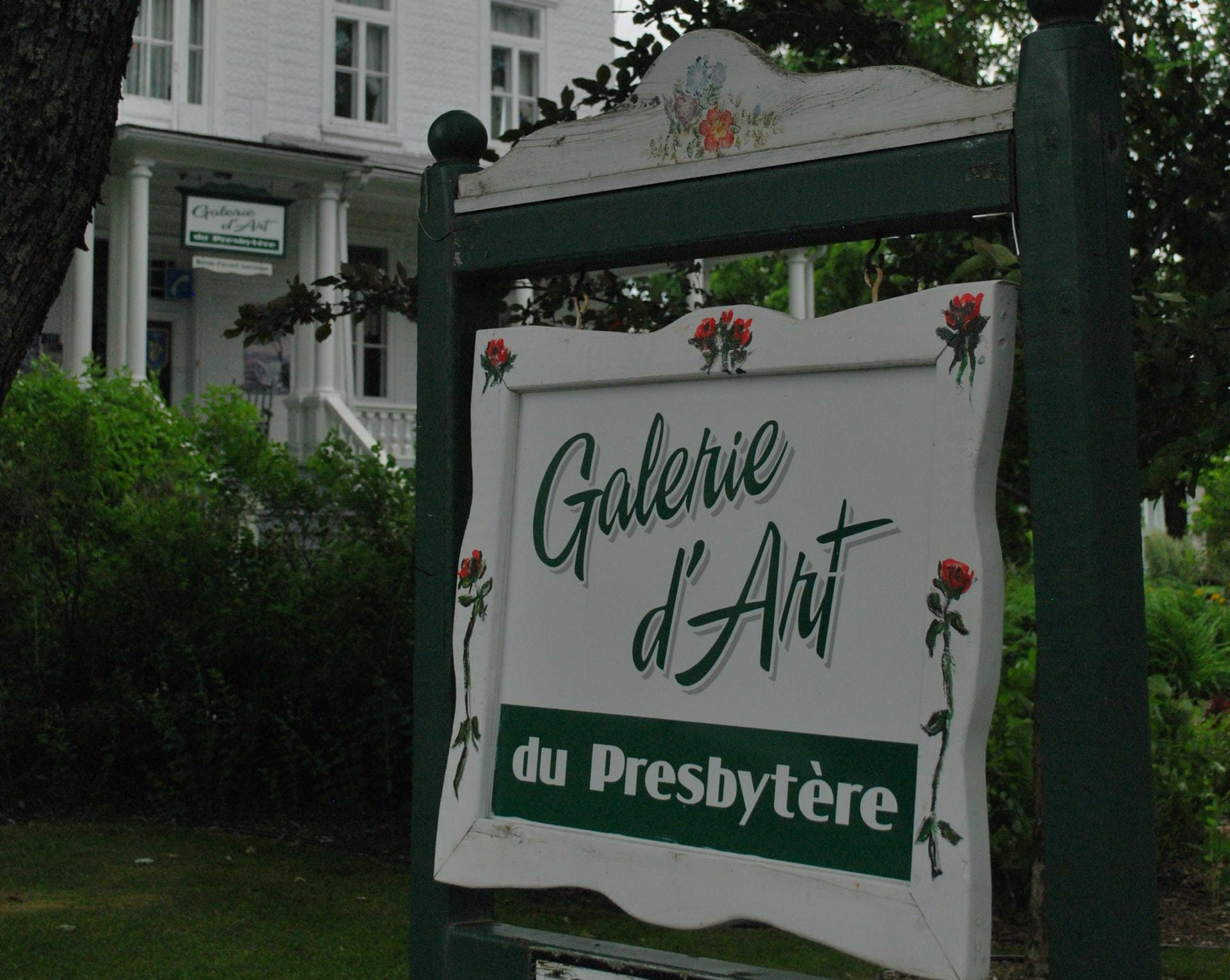 Galerie d'art du presbytère