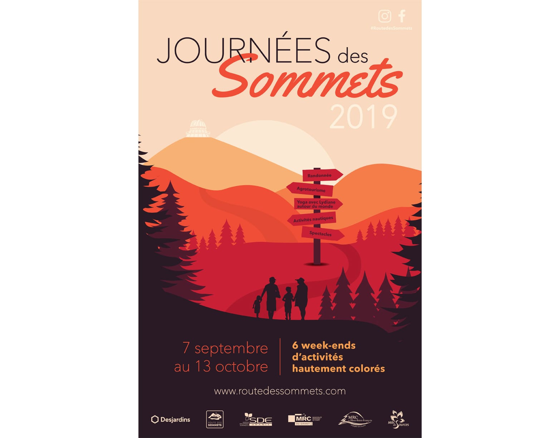 Journées des Sommets - 5e Week-end