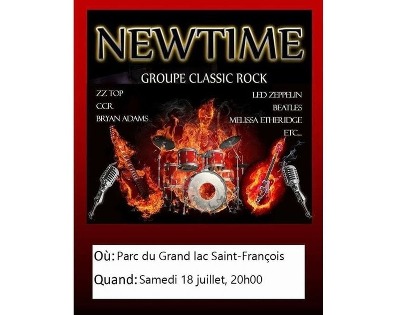 NEWTIME Groupe Classic Rock