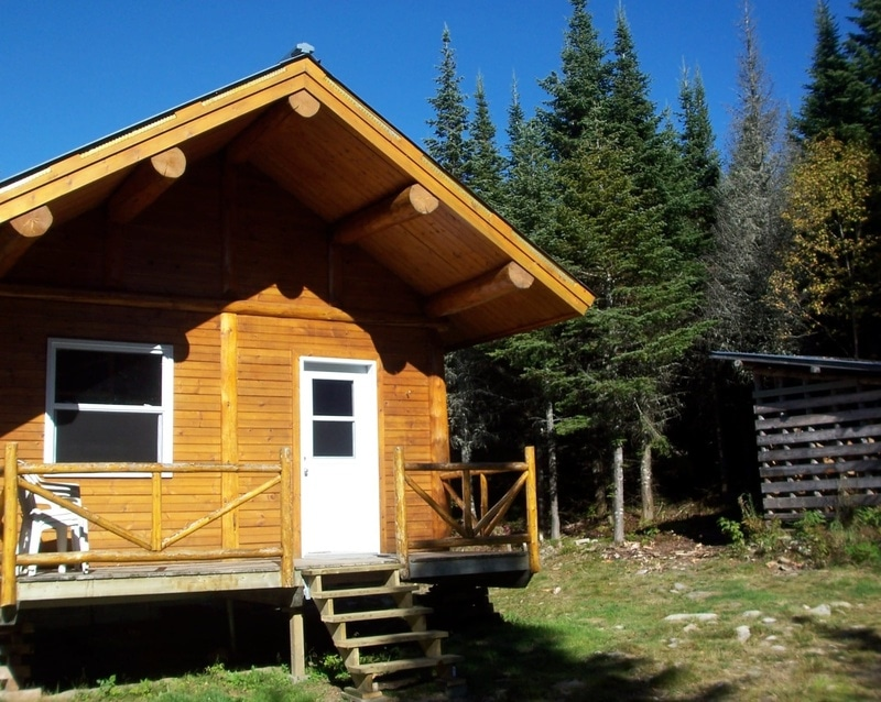 Mont Gosford Huts