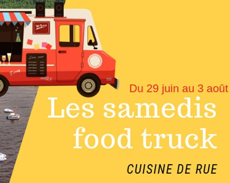 Food truck sur la plage - Les Boucaniers en cavale