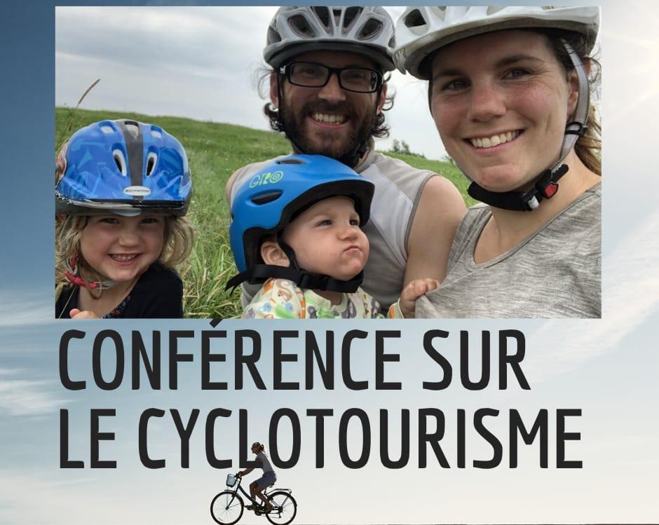 Conférence sur le cyclotourisme