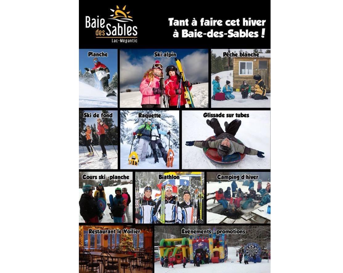 Station touristique Baie-des-Sables