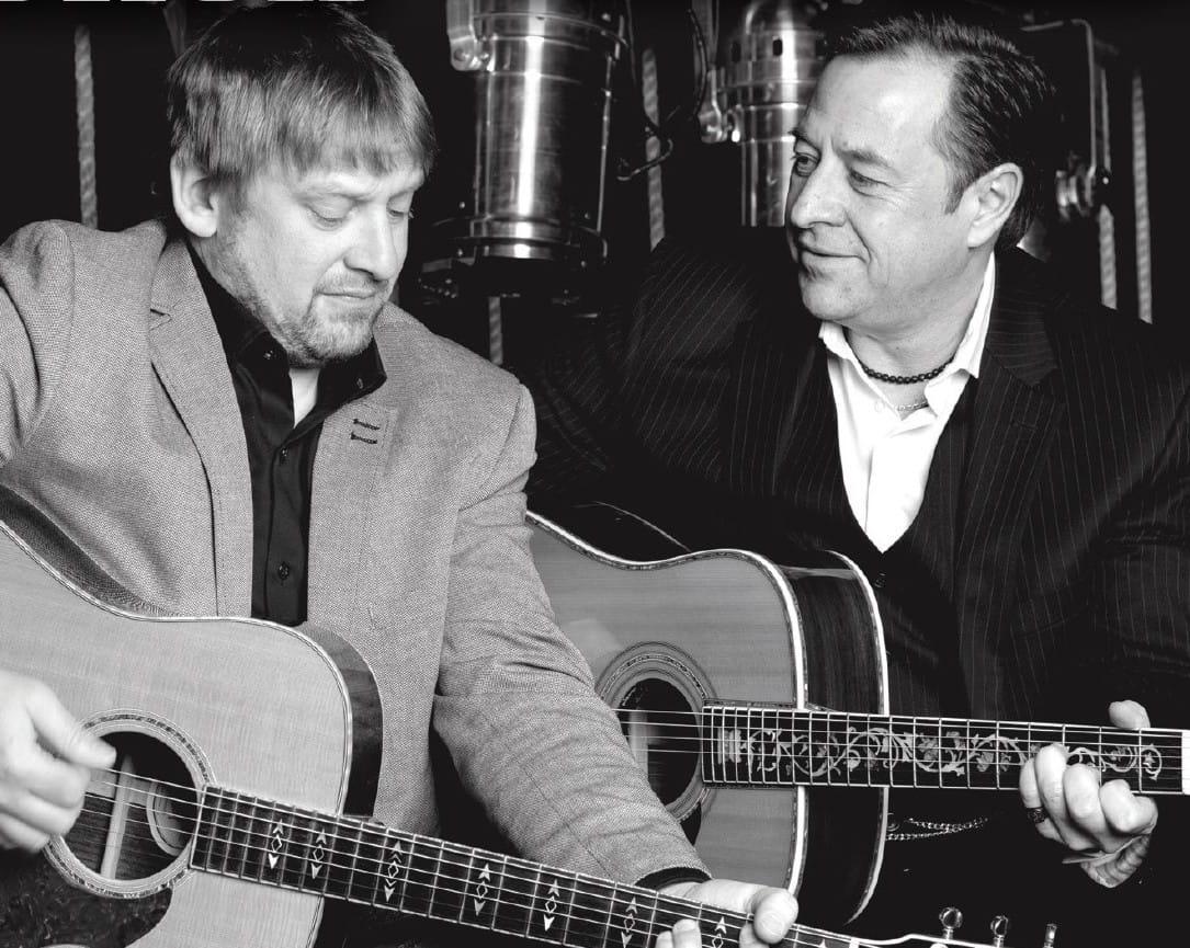 """Concert en plein air """"Johnny Cash, Entre amis"""""""