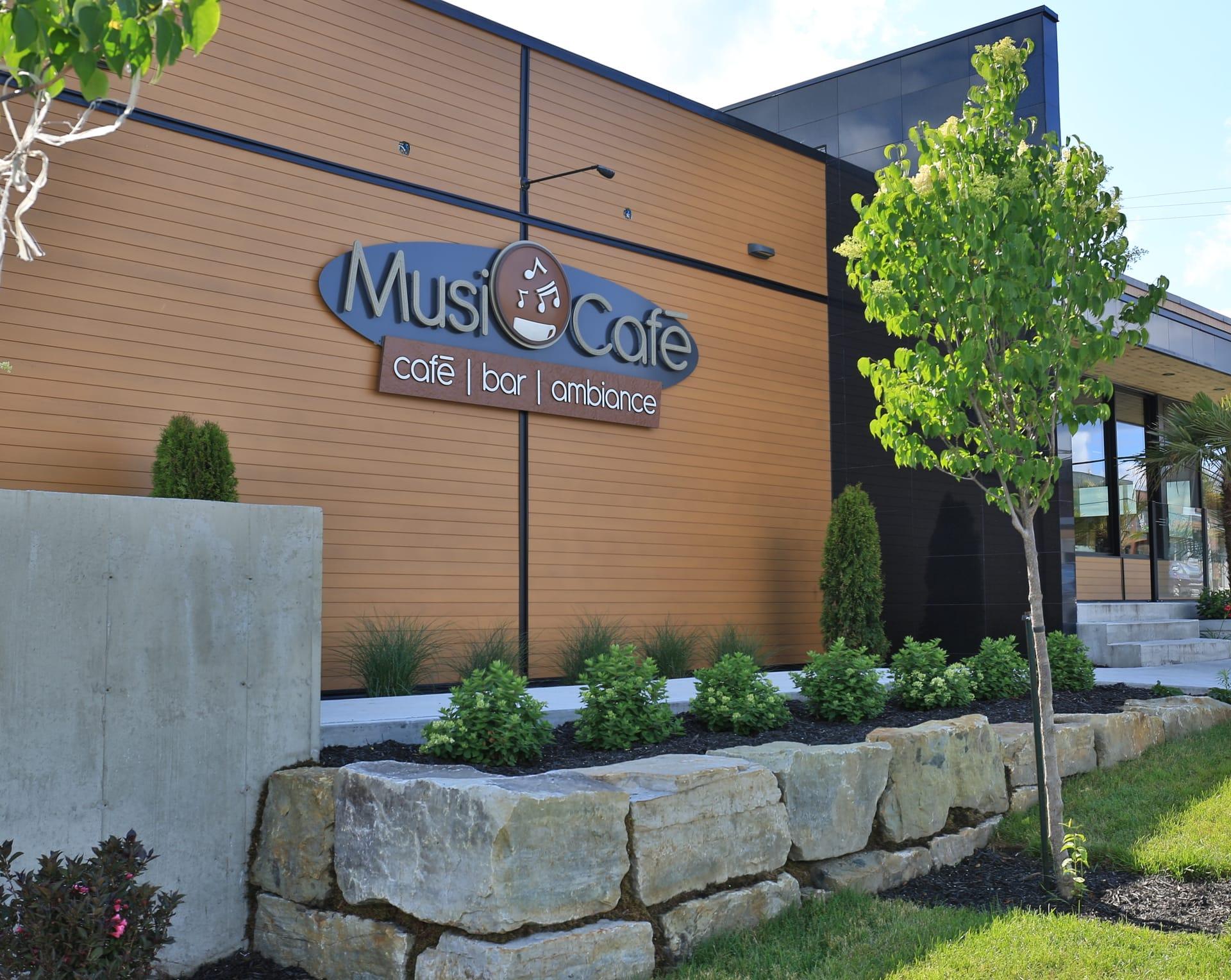 Visite guidée de Lac-Mégantic et dîner au Musi-Café
