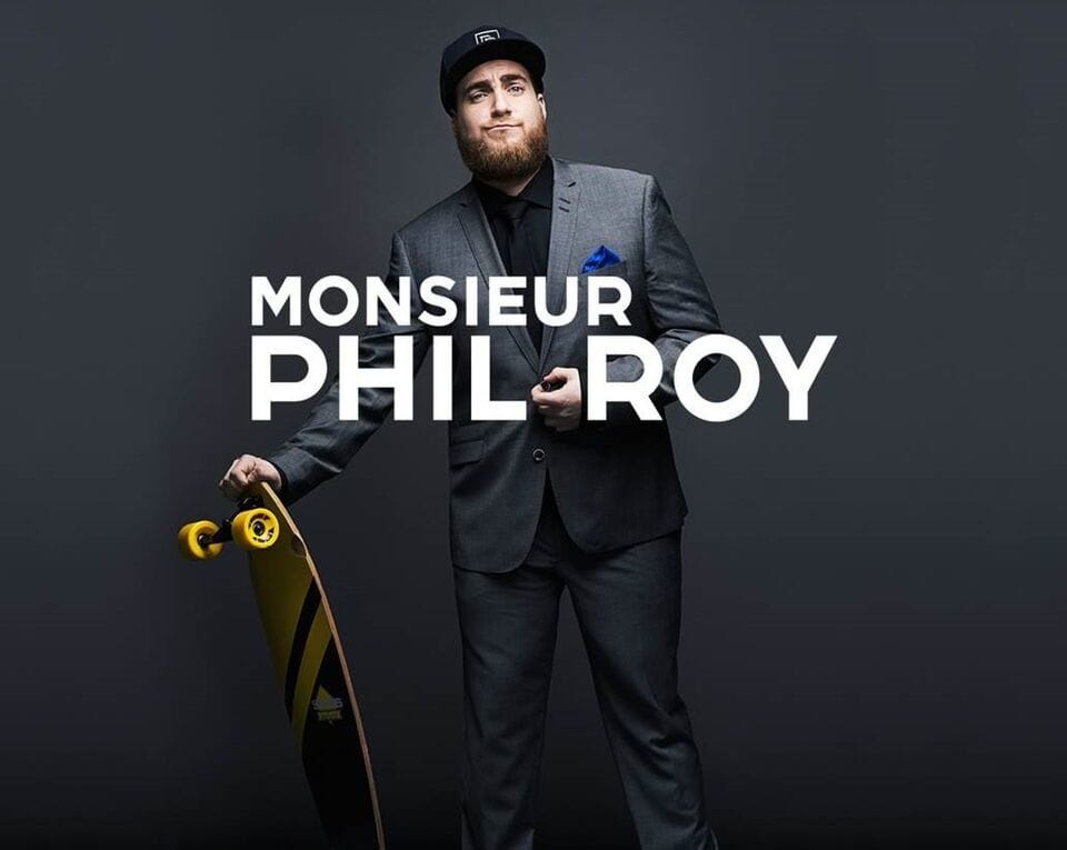 Monsieur - Phil Roy