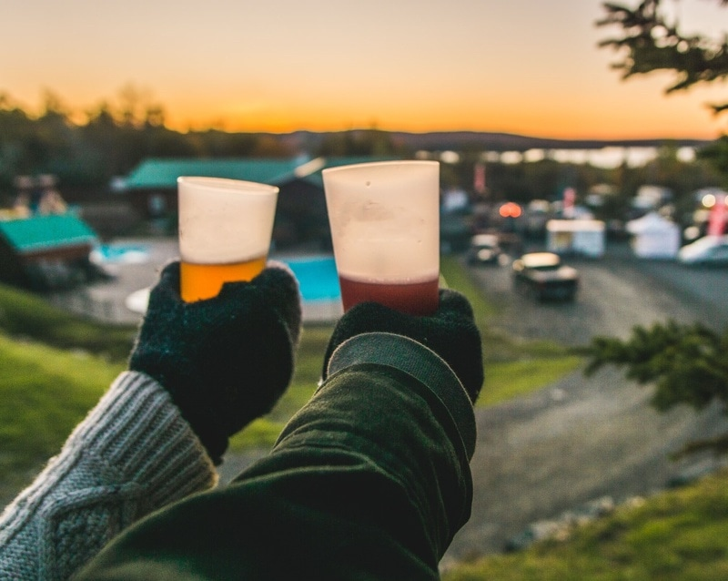 Oktoberfest au camping Aventure Mégantic