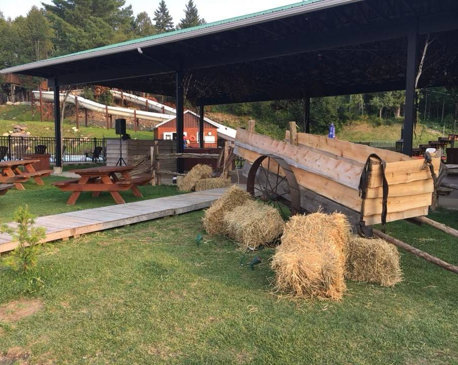 Soirée de danse country au Camping Aventure Mégantic