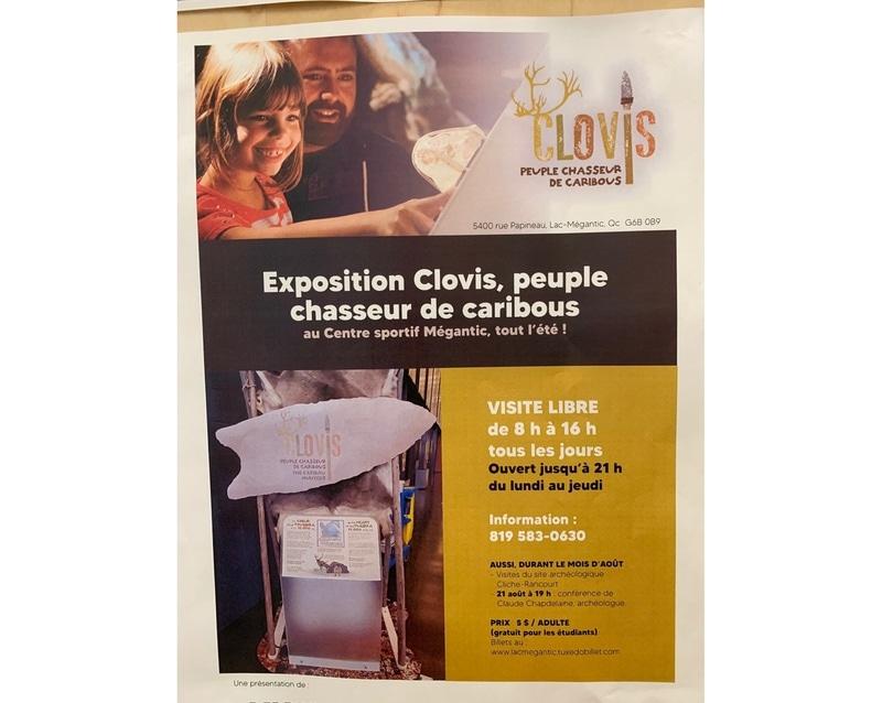 Mois de l'archéologie - Exposition, Visite guidée du site archéologique Cliche-Rancourt, Conférence