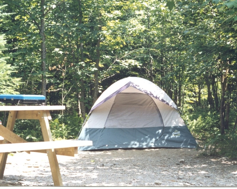 Camping rustique Therrien