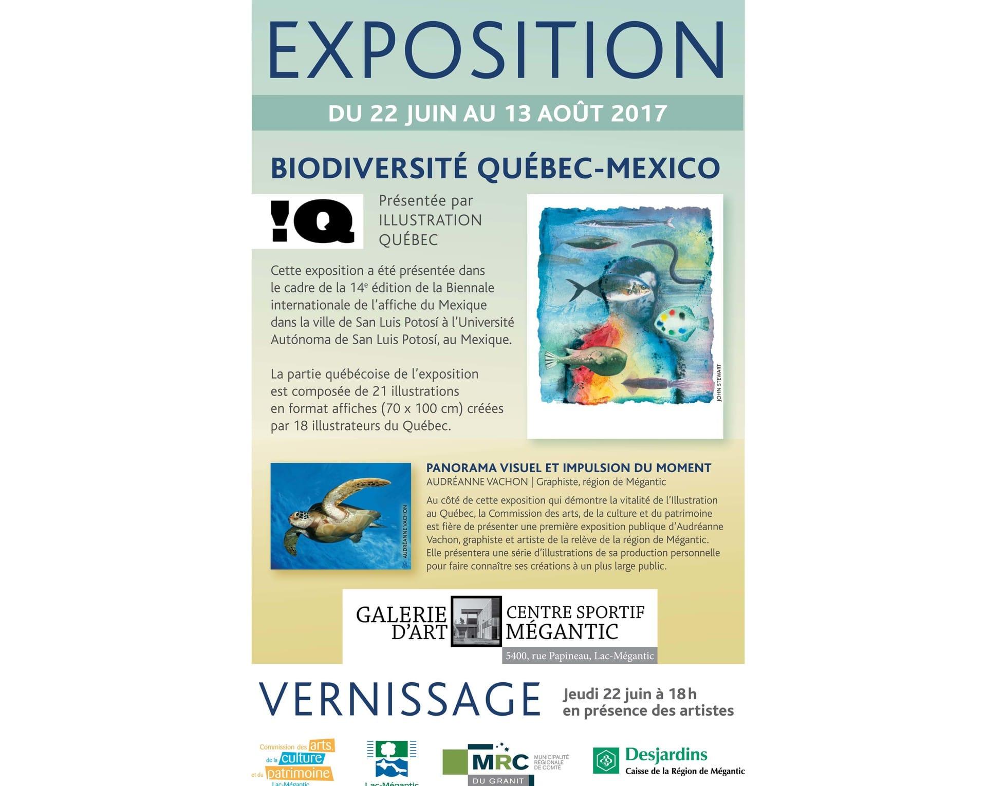 Biodiversité Québec-Mexico