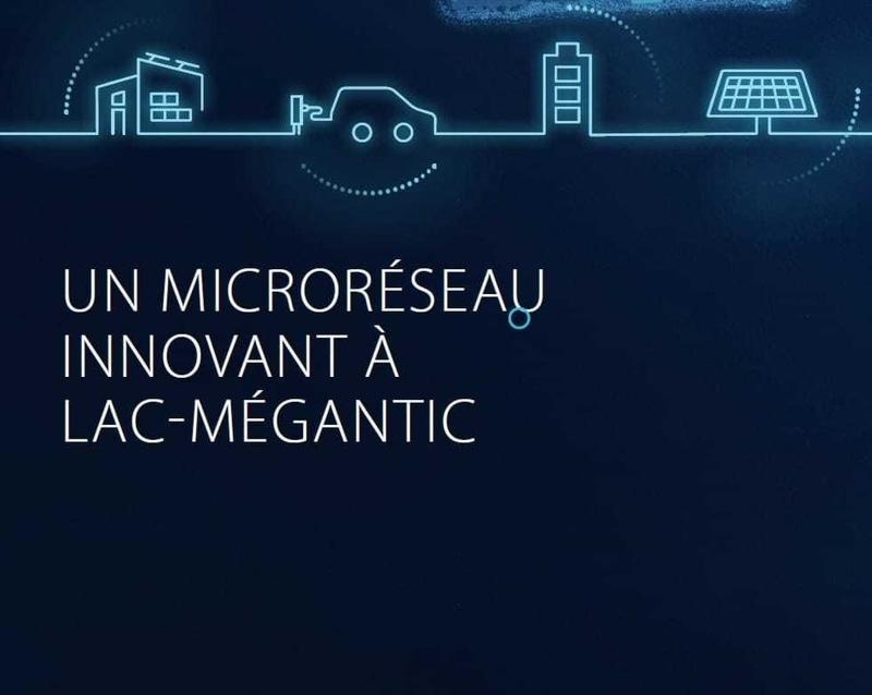 Microréseau de Lac-Mégantic