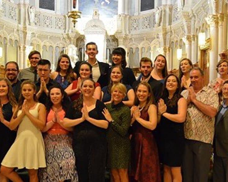 Air et scènes d'opéra - Festival Songe d'été en musique