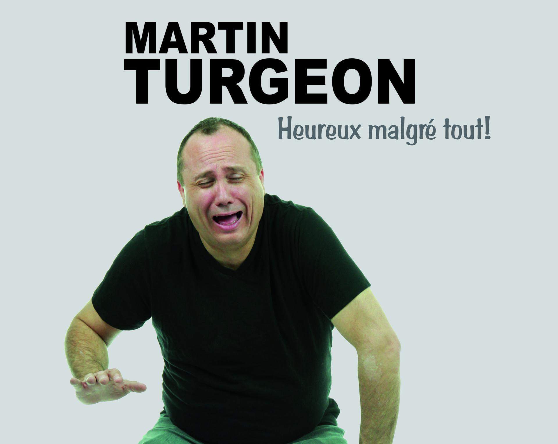 Martin Turgeon, humoriste