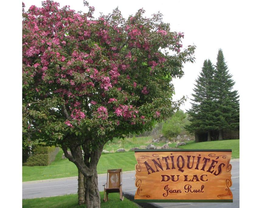 Antiquités du Lac Jean Ruel