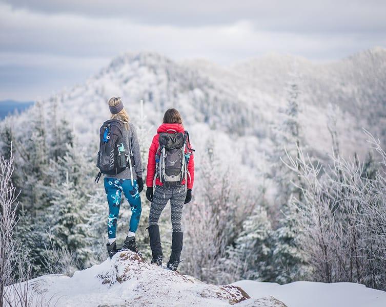 Journée d'hiver SÉPAQ, Parc Mont-Mégantic