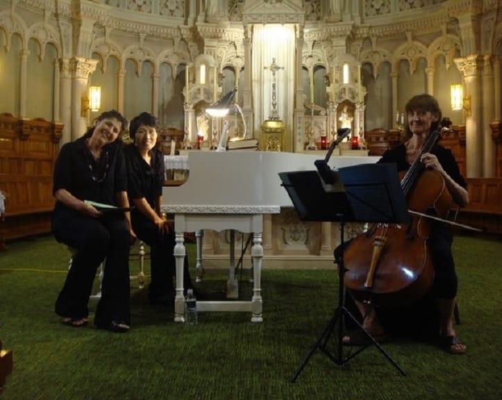 Musique de chambre, piano et cordes