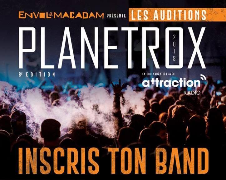Finale du concours Planetrox