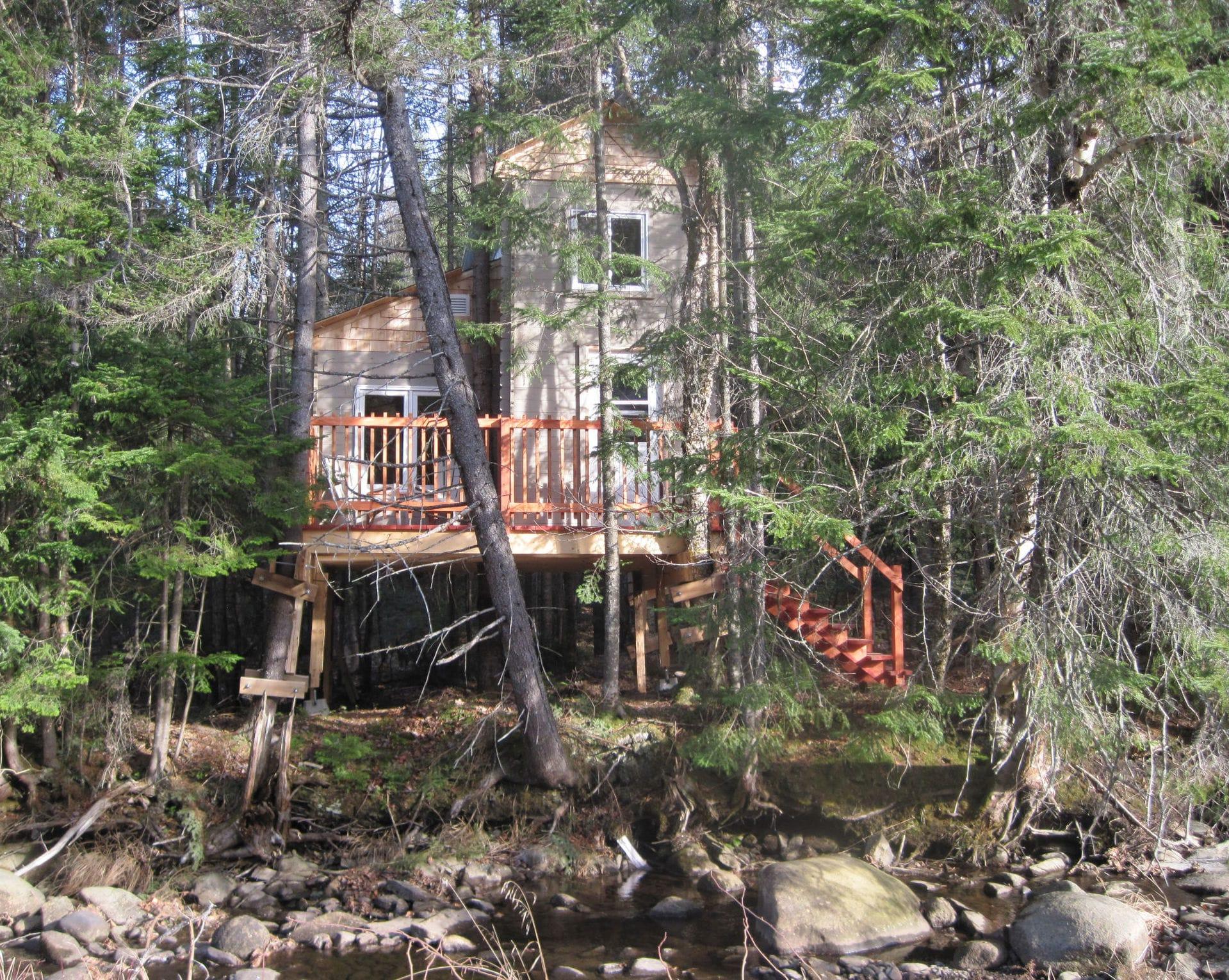 Domaine Sous un ciel étoilé - Treehouse cabins