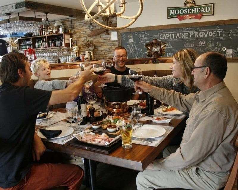 Restaurant Le Capitaine Provost
